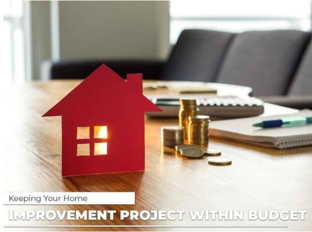 Keeping Your Home Improvement Project Within Budget