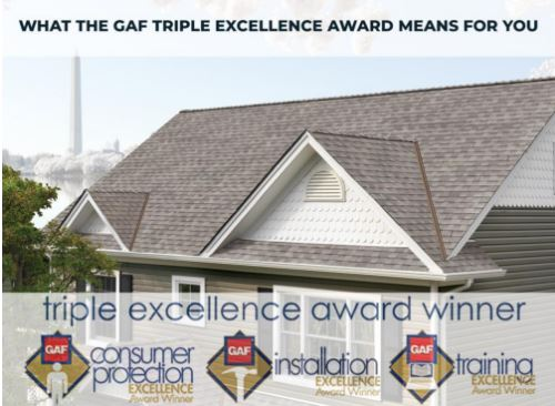 GAF Triple Excellence Award