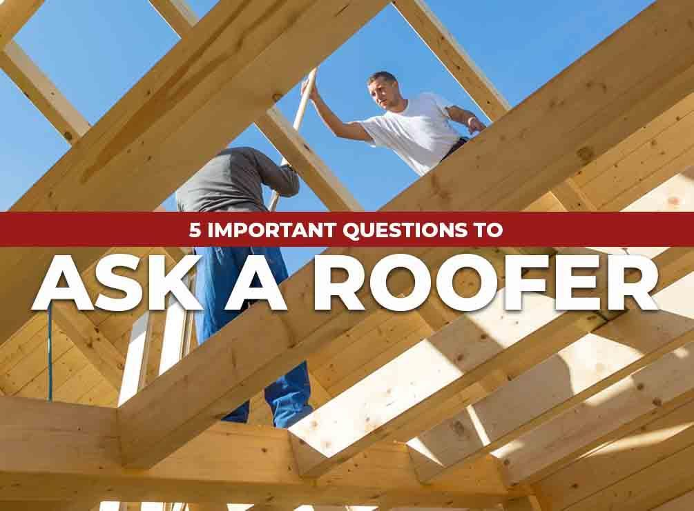 Important Questions Roofer