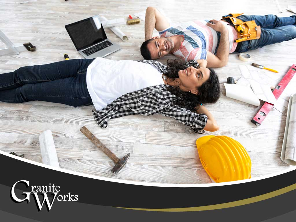 4 Common Causes of Stress When Doing Home Improvements