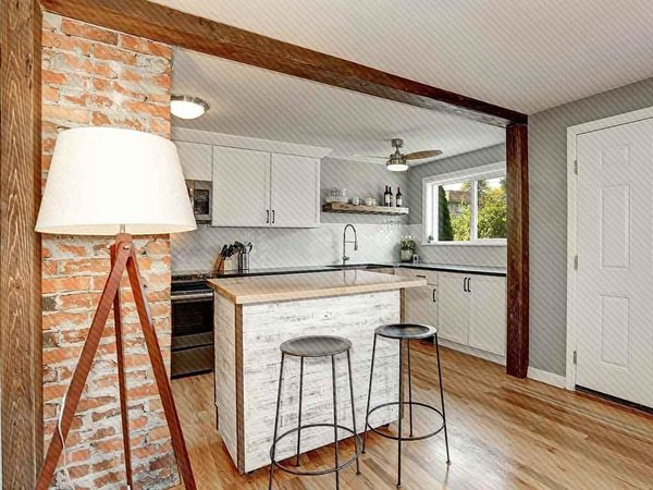 Small Renovated Kitchens