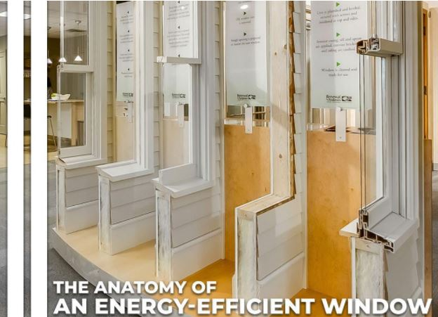 The anatomy of an energy efficient window for What makes a window energy efficient