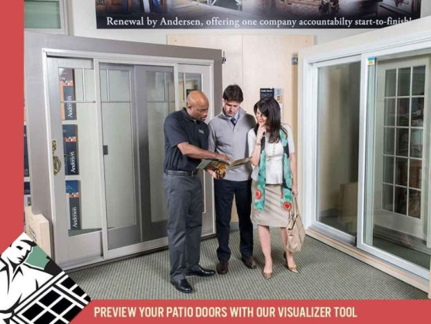 Preview Your Patio Doors With Our Visualizer Tool