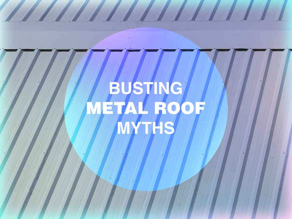 Roof Myths