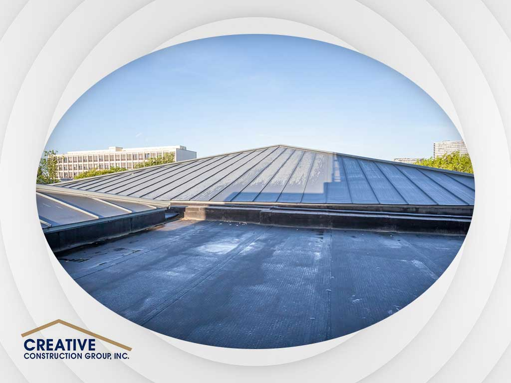 Rubber Roofing Membrane Punctures: Causes and Cures