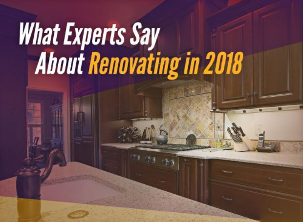 Renovating in 2018