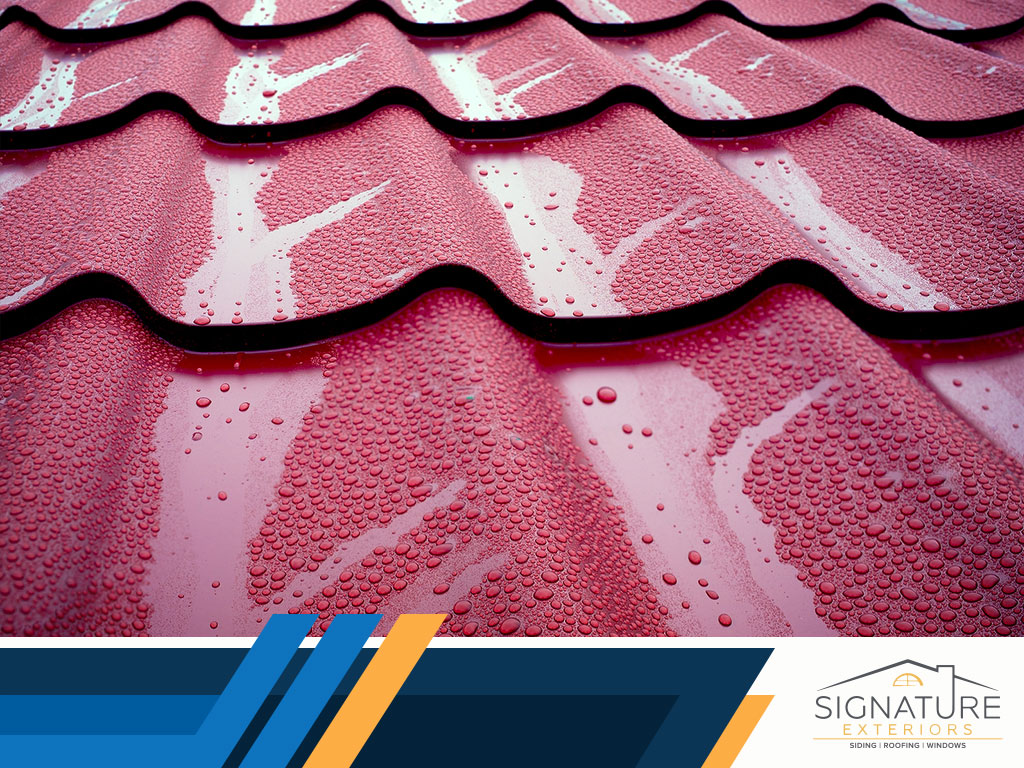 Condensation and Dew Point: How They Affect Your Roof