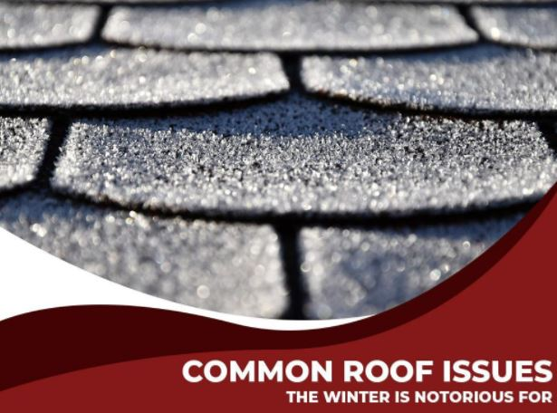 Common Roof Issues the Winter Is Notorious For