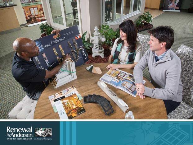 Renewal by Andersen® Patio Door Customization Options
