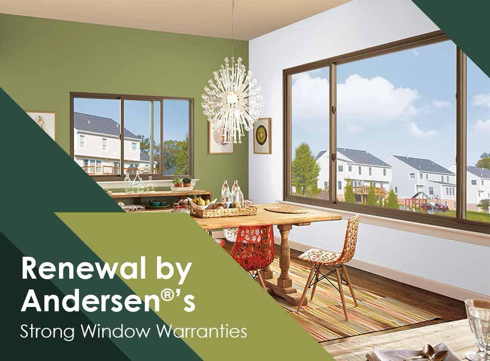 Renewal by Andersen®'s Window Warranties