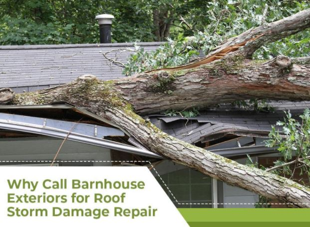Roof Storm Damage Repair