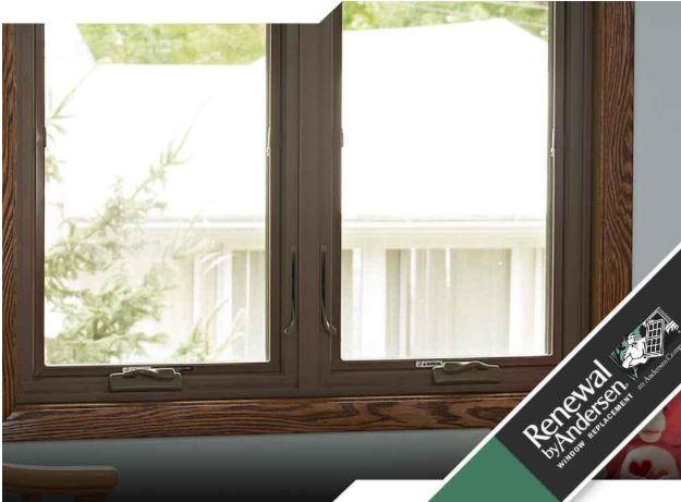 Introducing Renewal by Andersen®s Black Window Interior