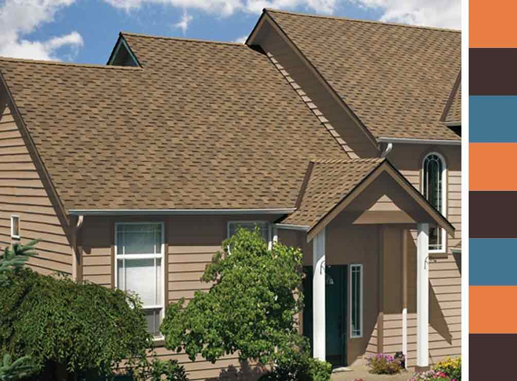 GAF Grand Sequoia® Roofing Shingles – An Excellent Choice