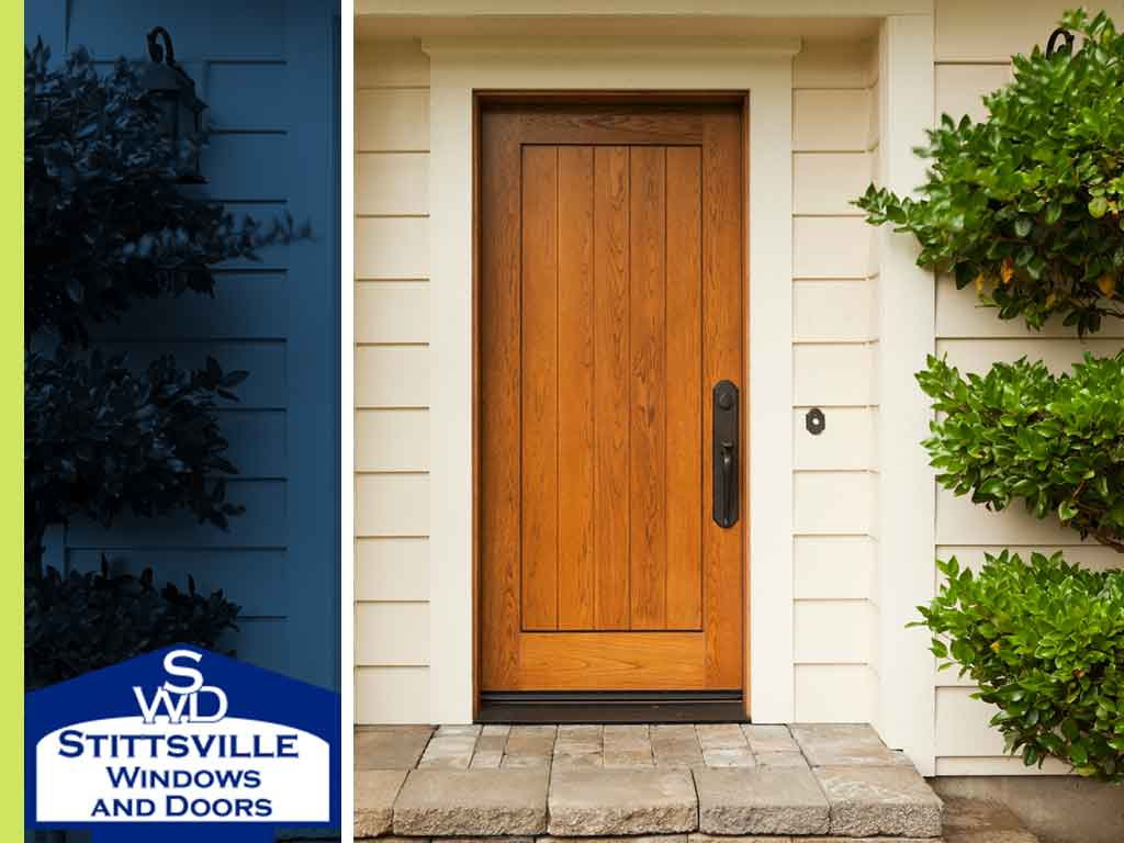 The Best Entry Door Type for a Secure Home